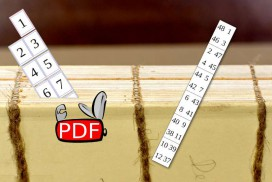 jpdftweak pour créer des cahiers PDF