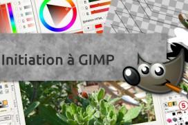 Initiation GIMP